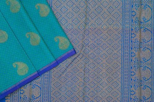 Sita mahalakshmi kanjivaram silk saree PSSM05LRAM200759
