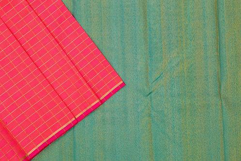 Sita mahalakshmi kanjivaram silk saree PSSM05LRAM200750