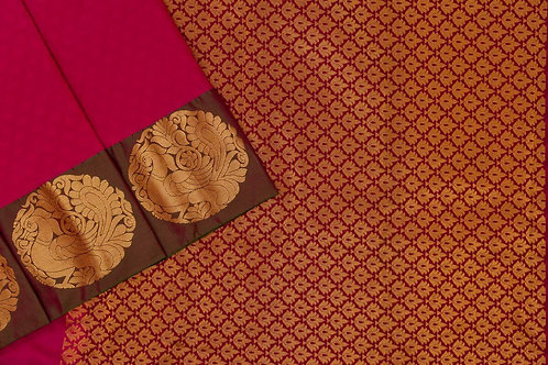 Blended silk saree SS2194