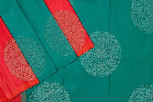 Sita mahalakshmi soft silk saree PSSM05Shravya 32