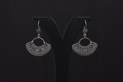 Lasya Silver Earrings PSLA180006