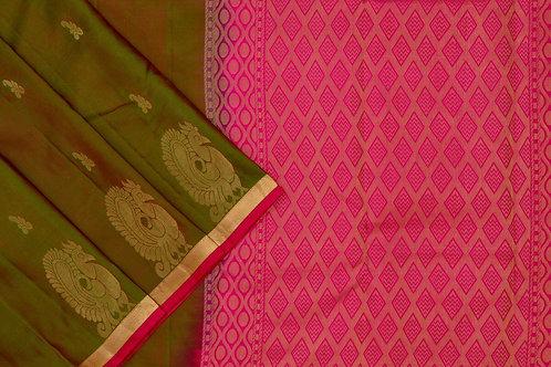 Amrith weaves creation soft silk saree PSAC090202