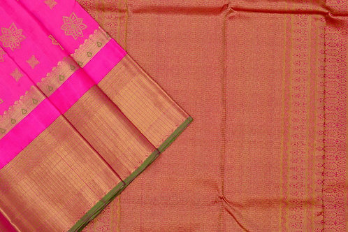 Shreenivas silks Kanjivaram silk saree PSSR011682