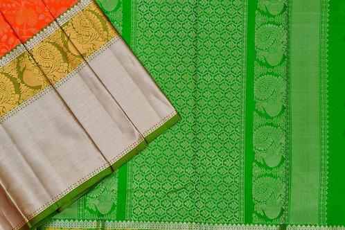 Kamal vastralaya Soft silk saree PSKV070085