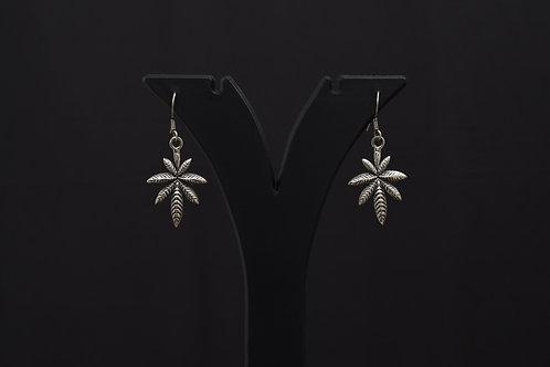 Lasya Silver Earrings LA0012