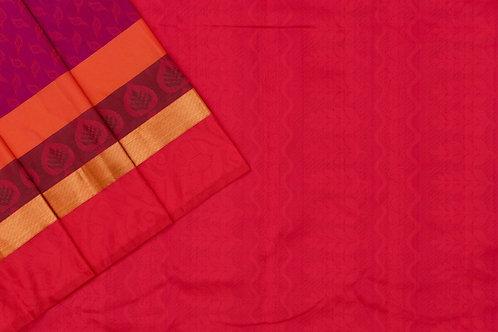 Blended silk saree SS2207