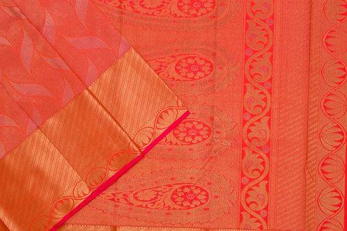 Bridal Kanjivaram silk saree SS1881