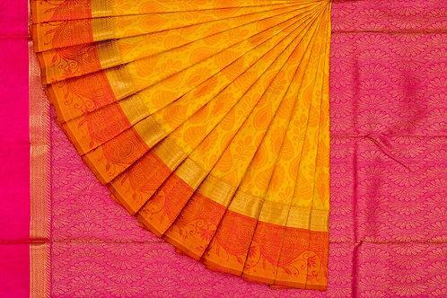 Kanjivaram silk saree SS1578