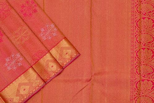 Bridal Kanjivaram silk saree SS1730