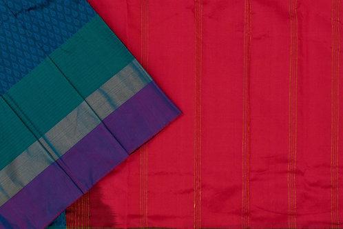 Blended silk saree SS2199