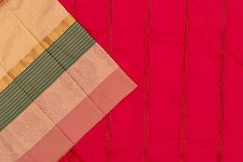 Blended silk saree SS2042