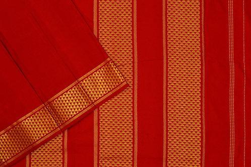 Shreenivas silks nine and a half yards silk saree PSSR011896