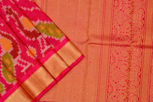 Kanjivaram silk saree SS1663