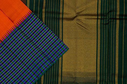 Sita mahalakshmi kanjivaram silk saree PSSM05Aadrika 12
