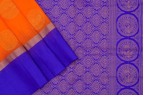 Amrith weaves creation soft silk saree PSAC090045