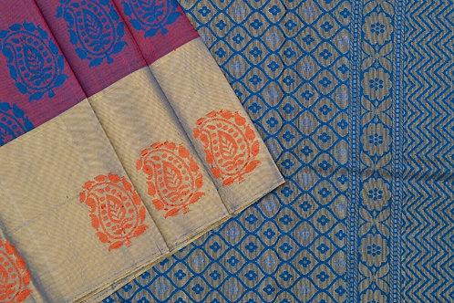 Soft silk saree SS1646