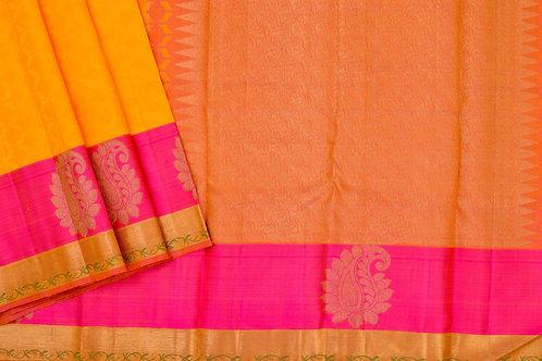 Kanjivaram silk saree SS1430
