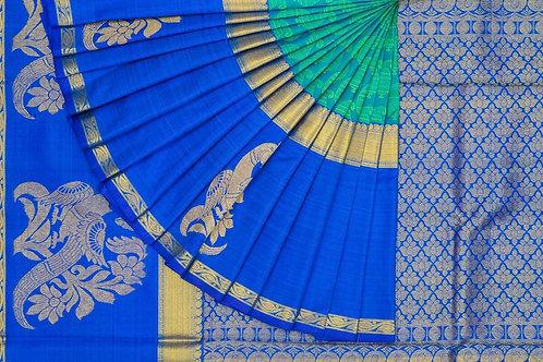 Kanjivaram silk saree SS1583