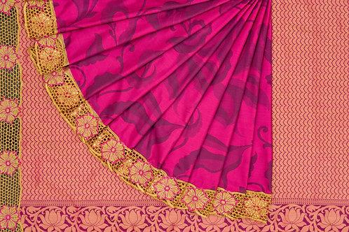 Soft silk saree SS1101
