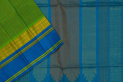 Amrith weaves creation silk Cotton saree PSAC090137