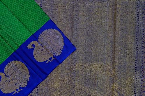 Kanjivaram silk saree SS1773