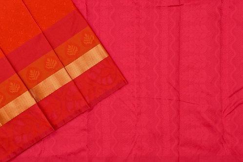 Blended silk saree SS2198