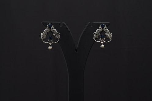 Lasya Silver Earrings PSLA180024