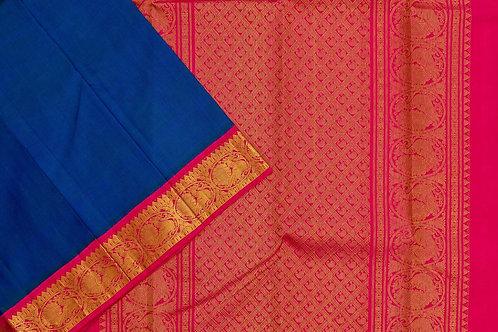 Kanjivaram silk saree SS2051