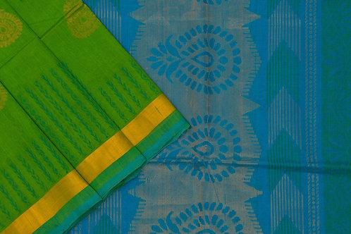 Amrith weaves creation silk Cotton saree PSAC090126