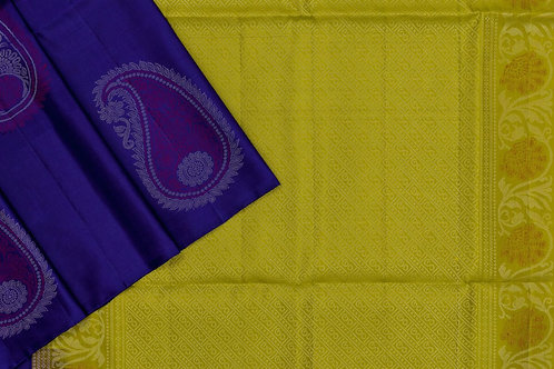Soft silk saree TL030
