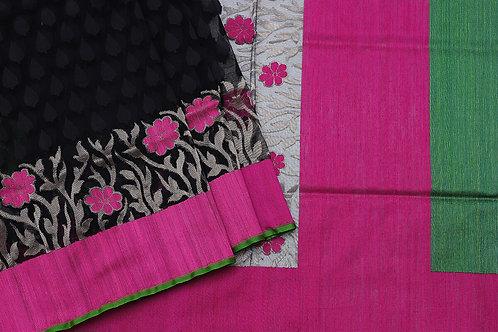 Tharakaram organza silk saree PSTK040092
