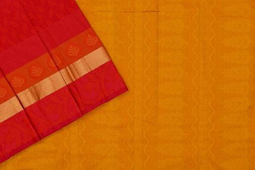 Blended silk saree SS2205