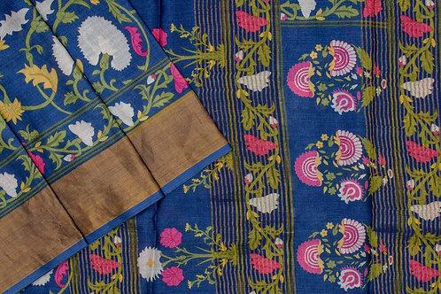 Tussar silk saree SS2110