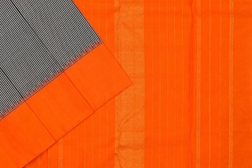 Kanjivaram silk saree SS2124