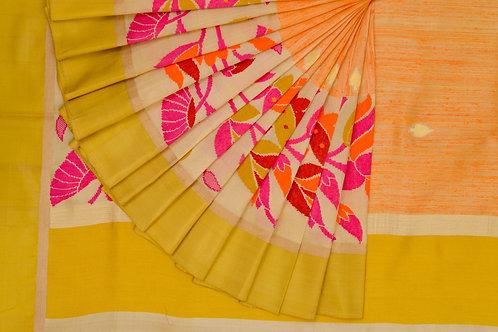 Organic silk saree SS1220