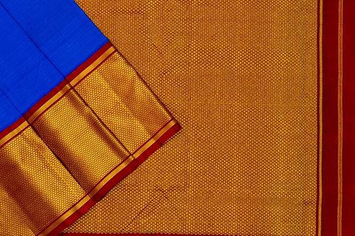 Shreenivas silks nine and a half yards silk saree PSSR011853