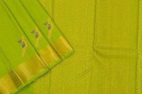 Kanjivaram silk saree SS1685