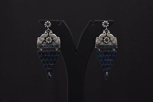Lasya Silver Earrings PSLA180029