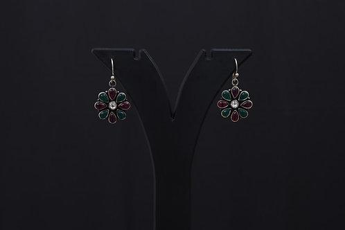 Lasya Silver Earrings LA0004