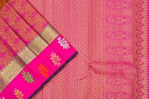Kanjivaram silk saree SS1674