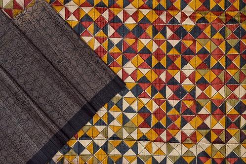Weavers studio tussar silk saree PSWS140004
