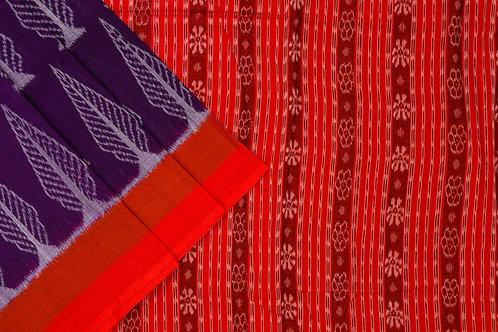 Ira Creations Sambalpuri Cotton Saree PSIC12IRA27