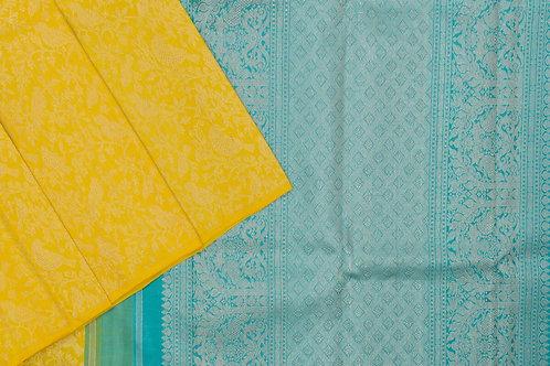 Sita mahalakshmi kanjivaram silk saree PSSM05SMLGAV201102