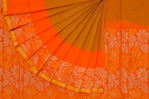 Shreenivas silks silk cotton saree PSSR010982