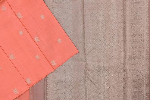 Sita mahalakshmi kanjivaram silk saree PSSM05SMLGAV201111