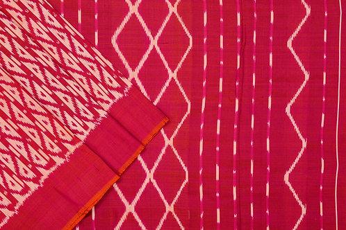 Indo fabric pochampalli silk saree PSIF060036
