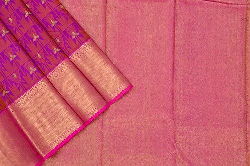Kanjivaram silk saree SS1664