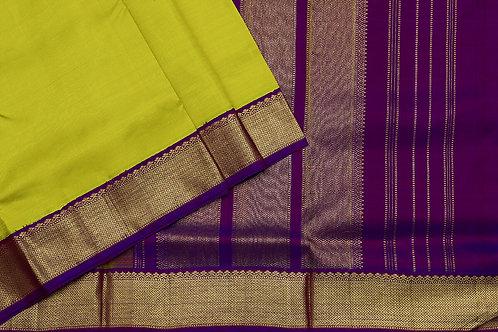Tharakaram kanjivaram silk saree PSTK040053