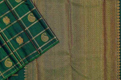 Kanjivaram silk saree SS2126