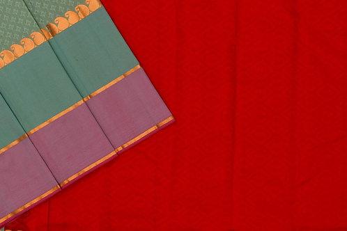 Blended silk saree SS2204